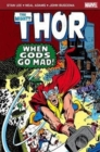 Marvel Pocketbook : The Mighty Thor: When Gods Go Mad - Book
