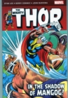 Thor: in the Shadow of Mangog - Book