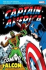 Captain America: the Coming of the Falcon - Book