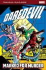Daredevil: Marked for Murder - Book