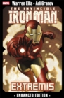Invincible Iron Man, The: Extremis : Enhanced Edition - Book