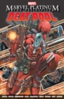 Marvel Platinum: The Definitive Deadpool - Book