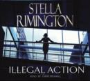 Illegal Action : (Liz Carlyle 3) - Book