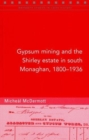 Gypsum Mining in South Monaghan, 1800-1936 - Book