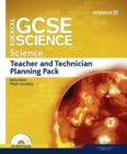 Edexcel GCSE Science: GCSE Science Teacher and Technician Planning Pack - Book