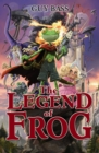 The Legend of Frog - Book