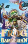 Frog the Barbarian - Book
