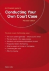 Conducting Your Own Court Case : An Emerald Guide - Book
