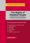 The Rights Of Disabled People : Revised Edition - Book