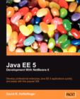Java EE 5 Development with NetBeans 6 - Book