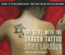The Girl with the Dragon Tattoo : The genre-defining thriller that introduced the world to Lisbeth Salander - Book