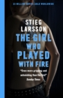 The Girl Who Played With Fire : A Dragon Tattoo story - eBook