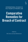 Comparative Remedies for Breach of Contract - eBook