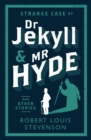 Strange Case of Dr Jekyll and Mr Hyde and Other Stories - Book
