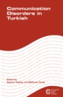 Communication Disorders in Turkish - eBook