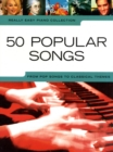 Really Easy Piano : 50 Popular Songs - Book