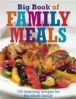 Big Book of Family Meals - Book