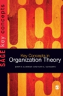 Key Concepts in Organization Theory - Book