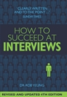 How To Succeed at Interviews 4th Edition - eBook