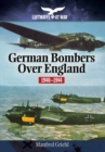 German Bombers Over England - Book