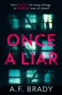 Once A Liar - Book