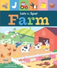 Lots to Spot: Farm - Book