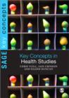 Key Concepts in Health Studies - Book