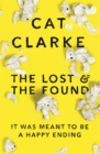 The Lost and the Found - Book