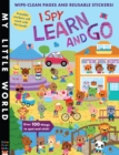 I Spy Learn and Go - Book