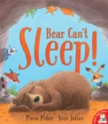 Bear Can't Sleep! - Book