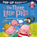 Pop-Up Fairytales: The Three Little Pigs - Book