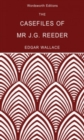 The Casefiles of Mr J. G. Reeder - eBook