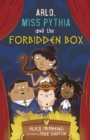 Arlo, Miss Pythia and the Forbidden Box - Book