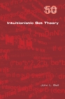 Intuitionistic Set Theory - Book