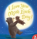 I Love You More Each Day! - Book