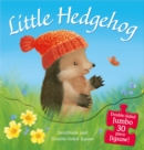 Little Hedgehog: Storybook and Double-Sided Jigsaw - Book