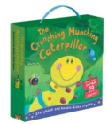 The Crunching Munching Caterpillar: Storybook and Double-Sided Jigsaw - Book