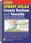 Philip's Street Atlas County Durham and Teesside - Book