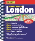 Philip's Street Atlas London - new spiral-bound edition : Mini Spiral Edition - Book