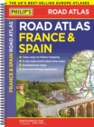 Philip's France and Spain Road Atlas - Book