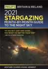 Philip's 2021 Stargazing Month-by-Month Guide to the Night Sky in Britain & Ireland - Book