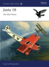 Jasta 18 : The Red Noses - Book