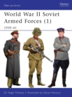 World War II Soviet Armed Forces : 1939-41 v. 1 - Book