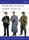 World War II Soviet Armed Forces (2) : 1942-43 - Book