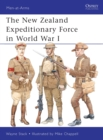 The New Zealand Expeditionary Force in World War I - Book