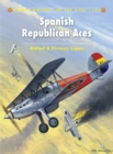 Spanish Republican Aces - Book