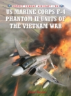 US Marine Corps F-4 Phantom II Units of the Vietnam War - Book