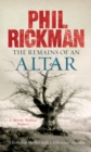 The Remains of An Altar - eBook
