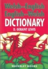 Welsh-English Dictionary, English-Welsh Dictionary - Book
