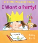 I Want a Party! - Book